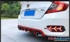 Body Kit Honda Civic  2017-2018